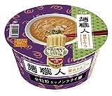 日清食品 日清 麺職人 醤油とんこつ 93g×12個