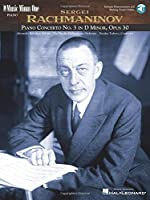Rachmaninov: Piano Concerto No. 3 in D Minor, Opus 30 (Music Minus One (Numbered))