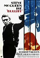 Bullittポスター映画ドイツ11x 17Steve McQueen Robert Vaughnジャクリーン・ビセットDonゴードン Unframed 460191
