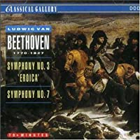 Beethoven: Sym Nos 3 & 7 by CASSUTO / NOVA FILARMONIA PORTUGUESA