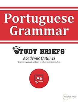 Portuguese Grammar by [Little Green Apples Publishing LLC ™]