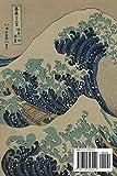 JOURNAL: Mt. Fuji. The Great Wave off Kanagawa: Timeless Ukiyoe Notebook / Writing Journal - Glossy Japanese Woodblock Print: Classic Edo Era Ukiyoe Art by Hokusai Katsushika, Japan 画像