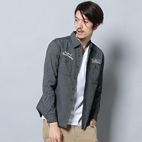 (ボンダッチ) Von Dutch《アウトレット》ワークシャツ メンズ 濃色 M