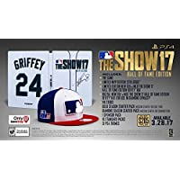 MLB The Show 17 Hall of Fame Edition PlayStation 4 ビデオゲーム プレイステーション4 北米英語版 [並行輸入品]