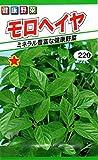 【種子】 モロヘイヤ トーホクのタネ