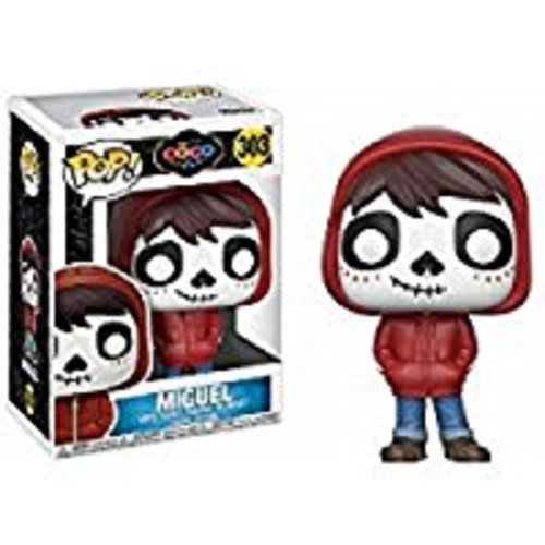 Funko - Figurine Disney Coco - Miguel Pop 10cm - 0889698147675