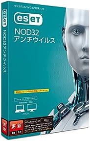 ESET NOD32 アンチウイルス(最新) 更新専用 1台1年 Win/Mac対応