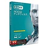 ESET NOD32 アンチウイルス(最新)|更新専用|1台1年|Win Mac対応