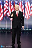 "DID AP002 45th President of the United State ""Donald Trump"" ドナルド・トランプ アメリカ合衆国第45代大統領 1/6スケールフィギュア"