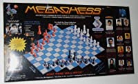 Megachess for 3 Players (includes Megacheckers) (Board Game)