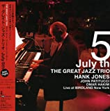 July 5th~Live at BIRDLAND New York~(紙ジャケット仕様)