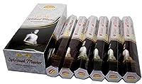 Govinda ® Incense–Spiritual Master–120Incense Sticks、プレミアムIncense、Masalaコーティング