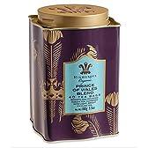 英国 Highgrove (ハイグローヴ) オーガニック プリンス・オブ・ウェールズ ブレンド 紅茶 40 ティーバッグ 缶入り Organic Prince of Wales Blend Tea 【並行輸入品】