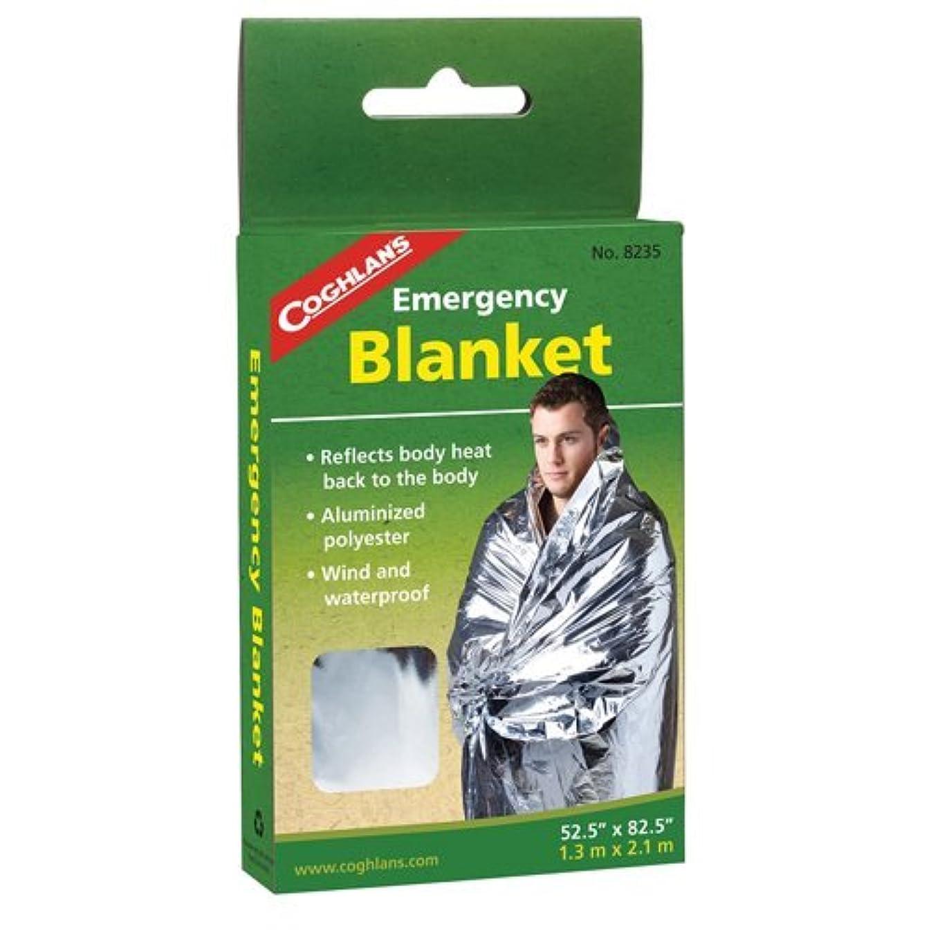 食べる定説列車Blanket Emergency 52x82.5 In by Coghlans