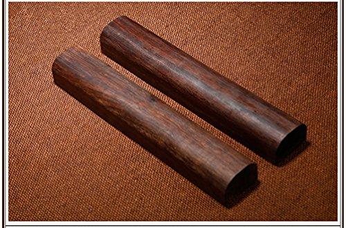 [해외]문진 나무 장형 쿠로키 서예 용/Paperweight trees long type for blackwood calligraphy