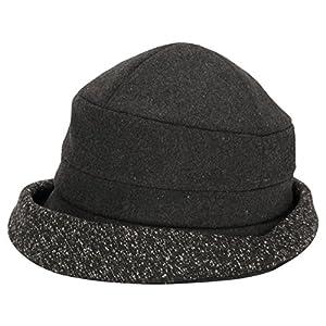 (グレース)grace(グレース) TANSY HAT CANON AWH012F 015/BK ブラック FREE