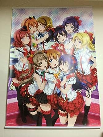一番くじ ラブライブ! A賞 壁かけ式ポスター 全1種 単品