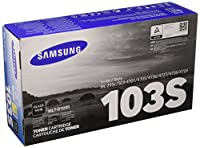 Samsung MLT-D103S 1500 Pages Yield Black Toner Cartridge Toner by Samsung
