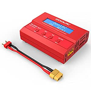 GoolRC G6 多機能 ミニ バランスチャージャー 充電器 放電器 RC Lipo リチウムイオン Ni-MHRC バッテリー 電池用