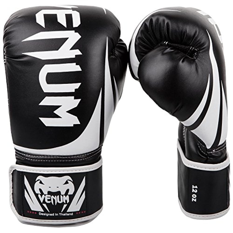 【VENUM】 ボクシンググローブ Challenger2.0 (チャレンジャー) Boxing Gloves (黒/白)