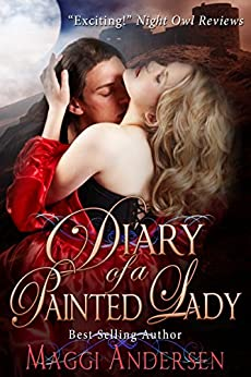 Diary of a Painted Lady by [Andersen, Maggi]