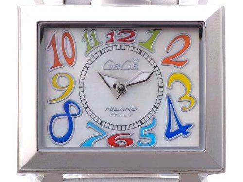 腕時計(クオーツ) 6030.1 NAPOLEONE 40MM WH/WH ガガミラノ