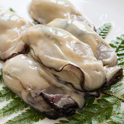 OWARI ジャンボ生剥き牡蠣 冷凍 (2kg (1kgx2P))
