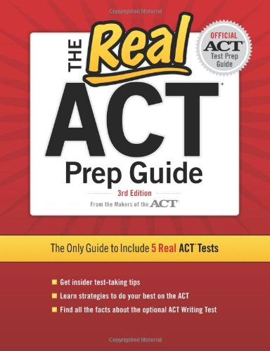 Download The Real ACT, 3rd Edition (Real ACT Prep Guide) 076893432X