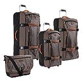ティンバーランド (ティンバーランド) Timberland メンズ バッグ スーツケース・キャリーバッグ Twin Mountain 4 Piece Luggage Set [並行輸入品]