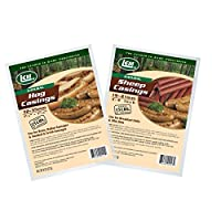 Sheep Casings (19-21mm) - Makes 15 lbs of Sausage by LEM