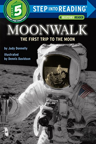 Moonwalk: The First Trip to the Moon (Step-Into-Reading, Step5)の詳細を見る