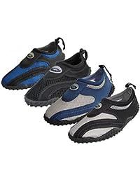 卸売メンズ' Wave ' Aquaソックス、水靴、プール、ビーチ、水泳、