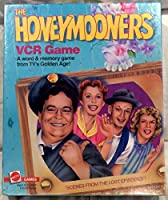 The Honeymooners VCR game. A word & memory game from TV's Golden Age!