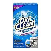 Oxiclean洗濯マシンクリーナー、4カウント