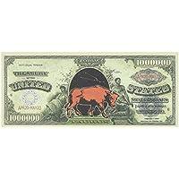 Set of 100-Zodiac Taurus One Million Dollar Bill [並行輸入品]