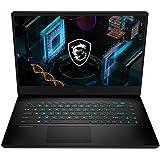 CUK GP65 Leopard by MSI 15 Inch Gaming Laptop (Intel Core i7, 64GB RAM, 2TB NVMe SSD + 2TB HDD, NVIDIA GeForce RTX 2070 8GB,