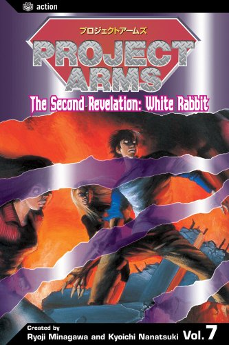 Project Arms, Vol. 7: White Rabbit (Project Arms (Graphic Novels))