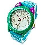 [ツモリチサト]tsumori chisato 腕時計 レディース ビッグキャット カラーズ SILCAD09