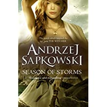 Season of Storms: Book 6 (The Witcher)