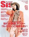 FUDGE Sis (ファッジ・シス) 2011年 11月号 [雑誌]