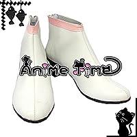 ●●サイズ選択可●●女性24.5CM MJR1512 コスプレ靴 ブーツ 機動戦士ガンダムSEED Destiny ラクス