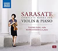 Sarasate: Complete Works for