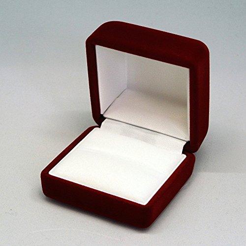 """[해외]""""부드러운 감촉의 풀어 조""""반지 용 (링용) 보석 케이스 보석 상자/""""Flocking style with a soft touch"""" for the ring (for the ring) Jewelry case jewelry box"""