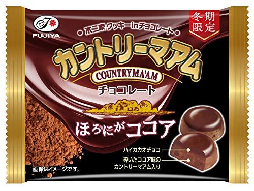 カントリーマアムチョコレート(ほろにがココア)