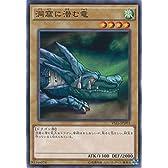遊戯王カード VS15-JPD03 洞窟に潜む竜(ノーマル)遊戯王アーク・ファイブ [デュエリストエントリーデッキVS]
