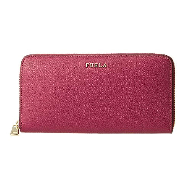 フルラ(FURLA) 長財布(ラウンドファスナー) PR82 VTO 903016 バビロン 赤紫 [並行輸入品]
