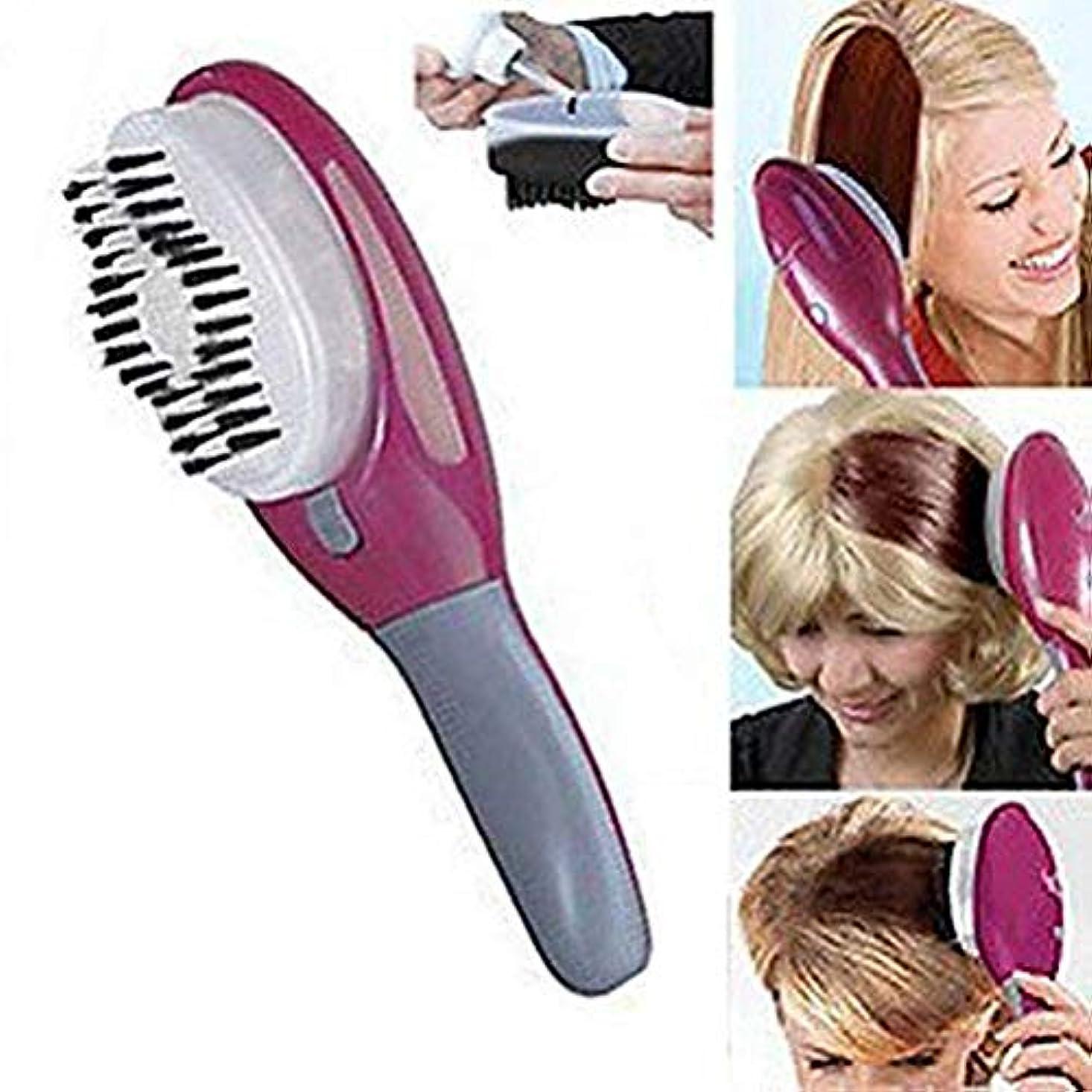 メタリック後退する悩む電動高速染毛コーム、ヘアスタイリングツール用高精度工具、染毛用特殊ブラシ