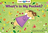 What's in My Pocket?