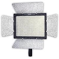 YONGNUO YN600L 単色 LEDビデオライト 定常光ライト 600球搭載 5500K 照明・撮影ライト リモコン付き 電池・ACアダプター別売り