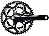 Shimano 11-Speed Road Bicycle Crankset - FC-RS500 (Black - 175 x 46/36) [並行輸入品]